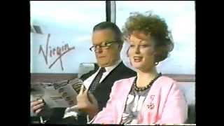 Phil Lynott - Virgin Airlines TV advert 1984