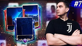 TOTY + UEFA! ЮВЕНТУС от 0 до 100 РЕЙТИНГА в HAPPY-GO-LUCKY FIFA MOBILE 19