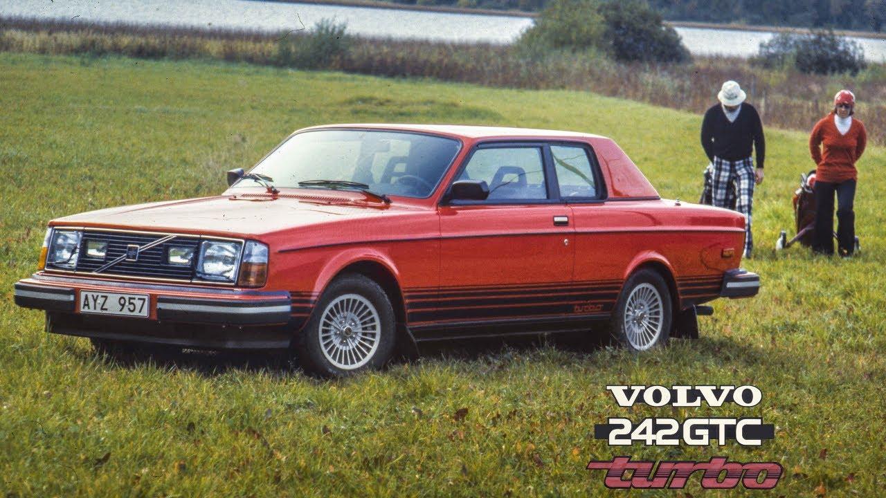 Classic Iron: Volvo 242 GTC Turbo was the Swedish 70s AMG