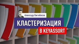 Как кластеризировать автоматическим методом в KeyAssort? Кластеризация от Александра Ожгибесова