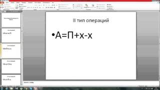 видео презентация урока
