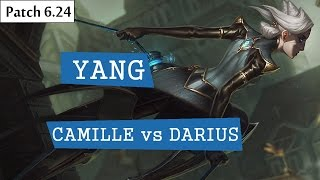 kstars yang camille vs darius top   lol br pro replays