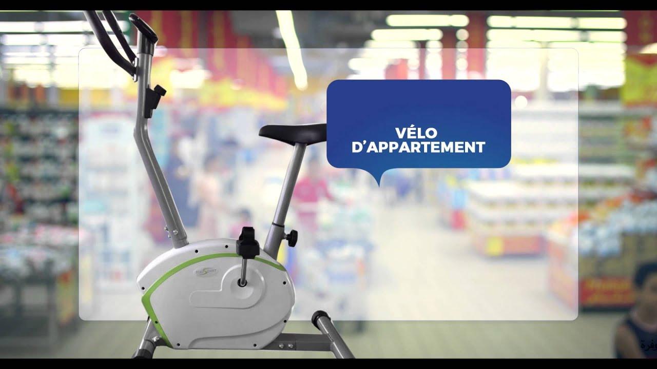 Velo Appartement Pour Enfant marjane offre vélo d'appartement octobre 2015