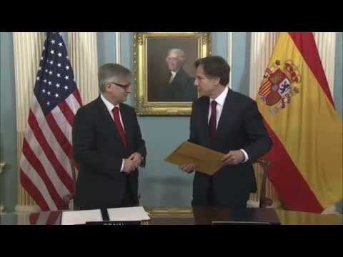 Remarks with Spanish Secretary of State for Foreign Affairs