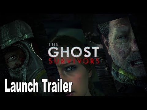 Resident Evil 2 Remake (2019)  - The Ghost Survivors Launch Trailer [4K 2160P]