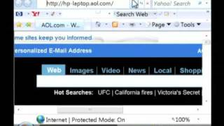 Computer & Internet Tips : Clearing the Browser Address Bar