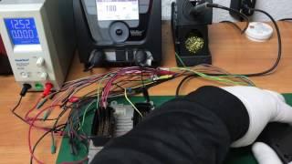 видео Функции системы Bosch EDC16C39-6.H1 по управлению двигателем ЗМЗ-51432