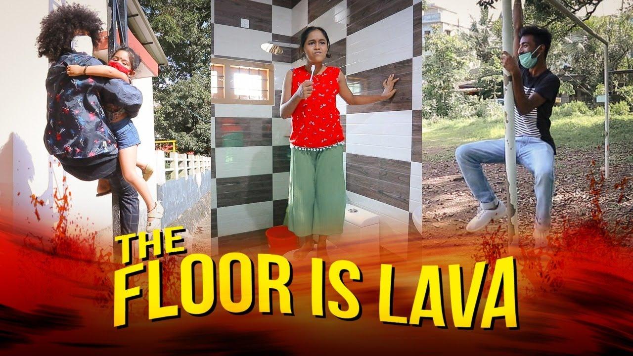 Download Rishi   Shivani   Parrukutty   THE FLOOR IS LAVA