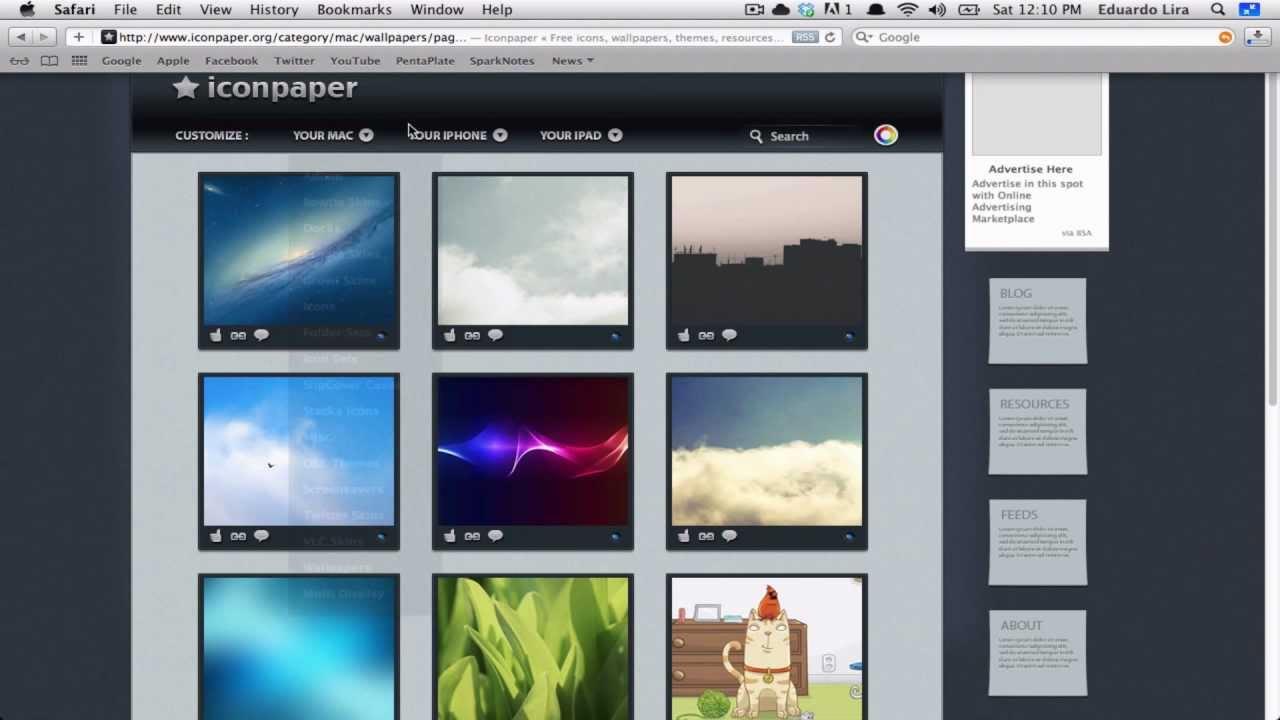 Top 5 Wallpaper Websites