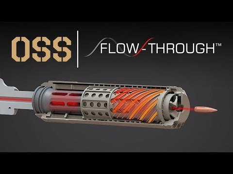 OSS Suppressors: Helix-QD - Flow-Through™