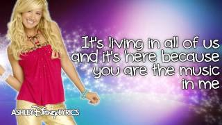 High School Musical   You Are The Music In Me Sharpay Version)