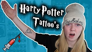 Let's talk about Harry Potter Tattoo's ...