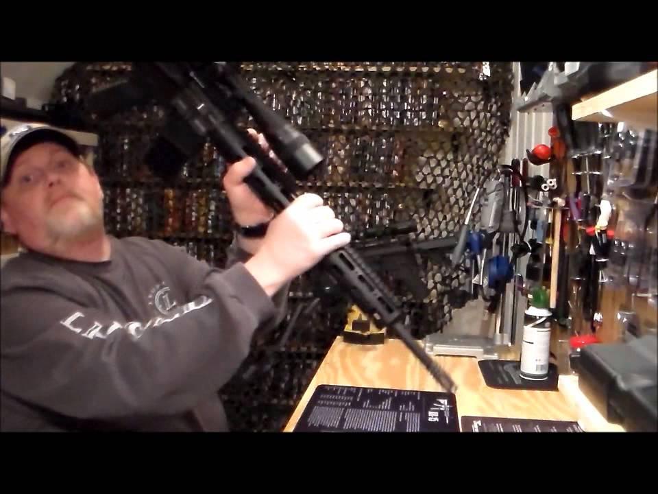 Vector Optics M LOK 17 inch Free Float Handguard Picatinny