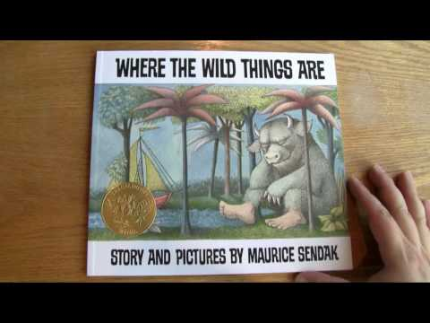 Where The Wild Things Are Review And Plot Summary Childrens Book Day 7