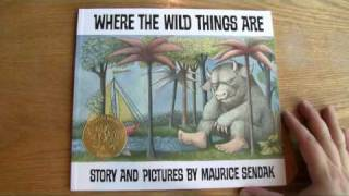 Where The Wild Things Are Review And Plot Summary Childrens Book - Day 7