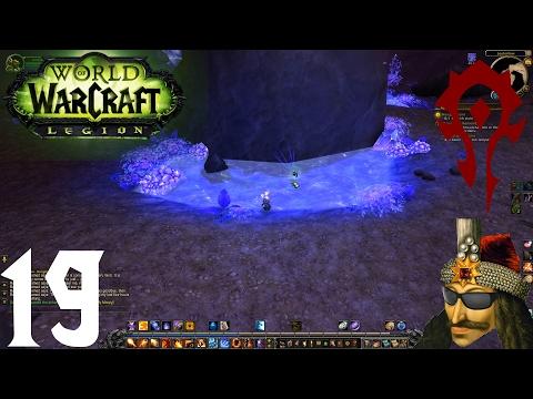 LP WOW Legion Fire Mage Part 19 - Nightfallen Fall Again