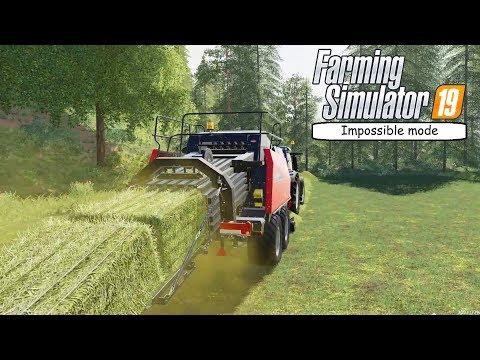Stealing Grass? ★ Farming Simulator 2019 Timelapse ★ Old Streams Farm ★ Episode 7