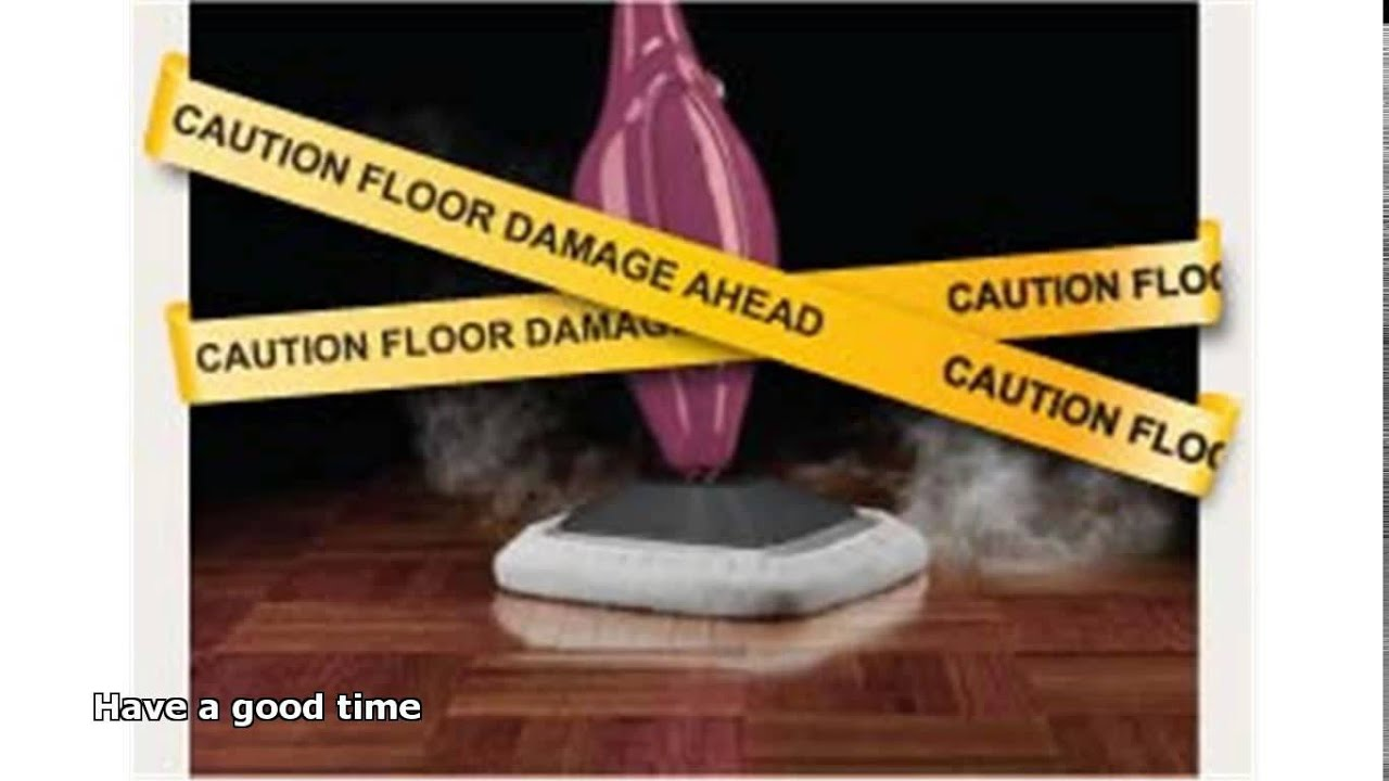 steam mop for hardwood floors - Steam Mop For Hardwood Floors - YouTube