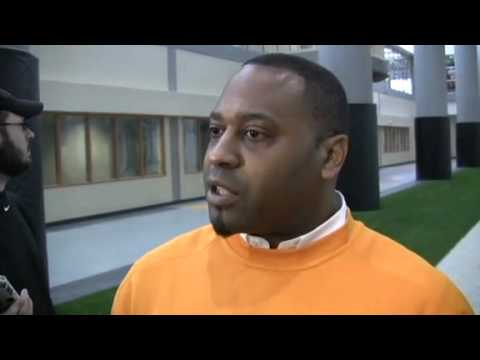 Ex-Vol Terry Fair talks about returning as part of Jones
