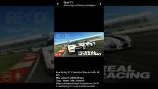 Real Racing 3 7.1.5 Apk Mod Data Android –