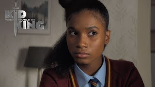 The Kid Who Would Be King | The Knight's Code | Fox Family Entertainment