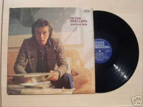 Peter Skellern - You're A Lady - 1972