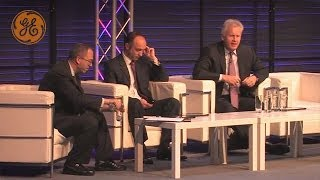 Baixar Jeff Immelt and Phil Jones Keynote - Minds + Machines - GE Europe