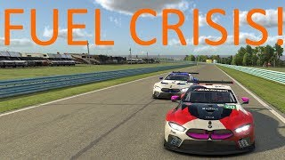 RaceDayLive: The Fuel Crisis - iLMS