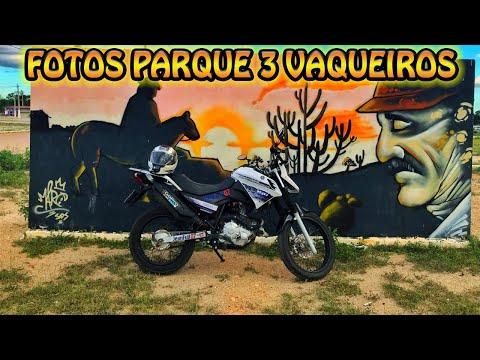 Tirar Fotos com Gustavo no Parque 3 Vaqueiros  | GoPro Hero7 Black Edition