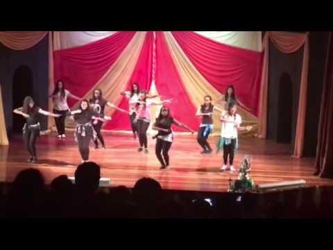 African dance(Oshwal academy girls)