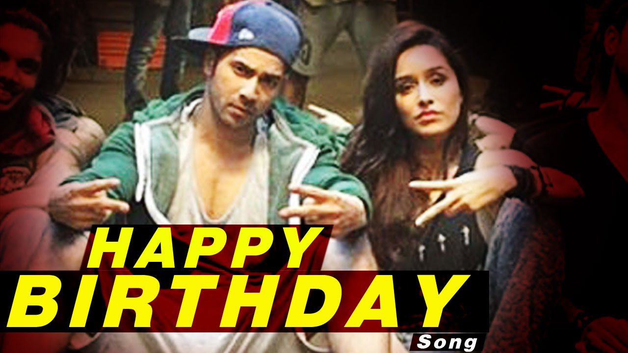 Happy Birthday VIDEO SONG RELEASES