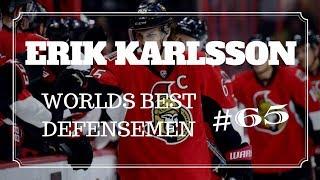 #65 Erik Karlsson | The Best Defensemen in Hockey
