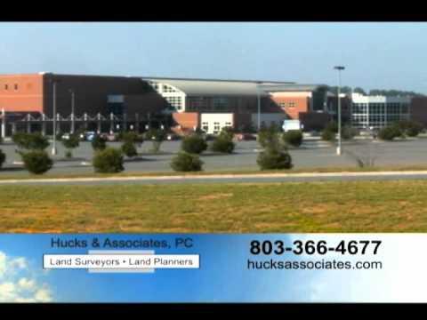 Land Survey Projects   Hucks & Associates