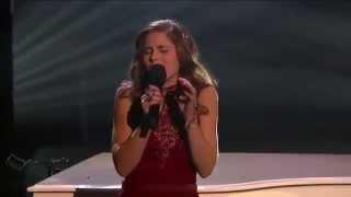Carly Rose Sonenclar - Imagine (The X-Factor USA 2012) [Semi-final]