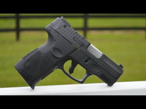 Taurus Millennium G2 PT111 - Too Cheap To Be This Good?
