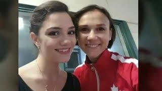 Любовь Илюшечкина: «Надеюсь, что Медведева найдет в Канаде второй дом, как это случилось со мной