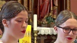 14. Smotra pučkog crkvenog pjevanja - Budrovci 2016