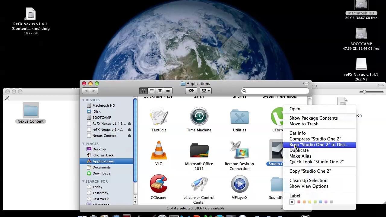 Install Nexus 1 4 1 Mac lanjutan