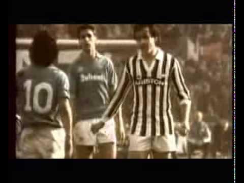 L'addio di Michel Platinì al calcio.