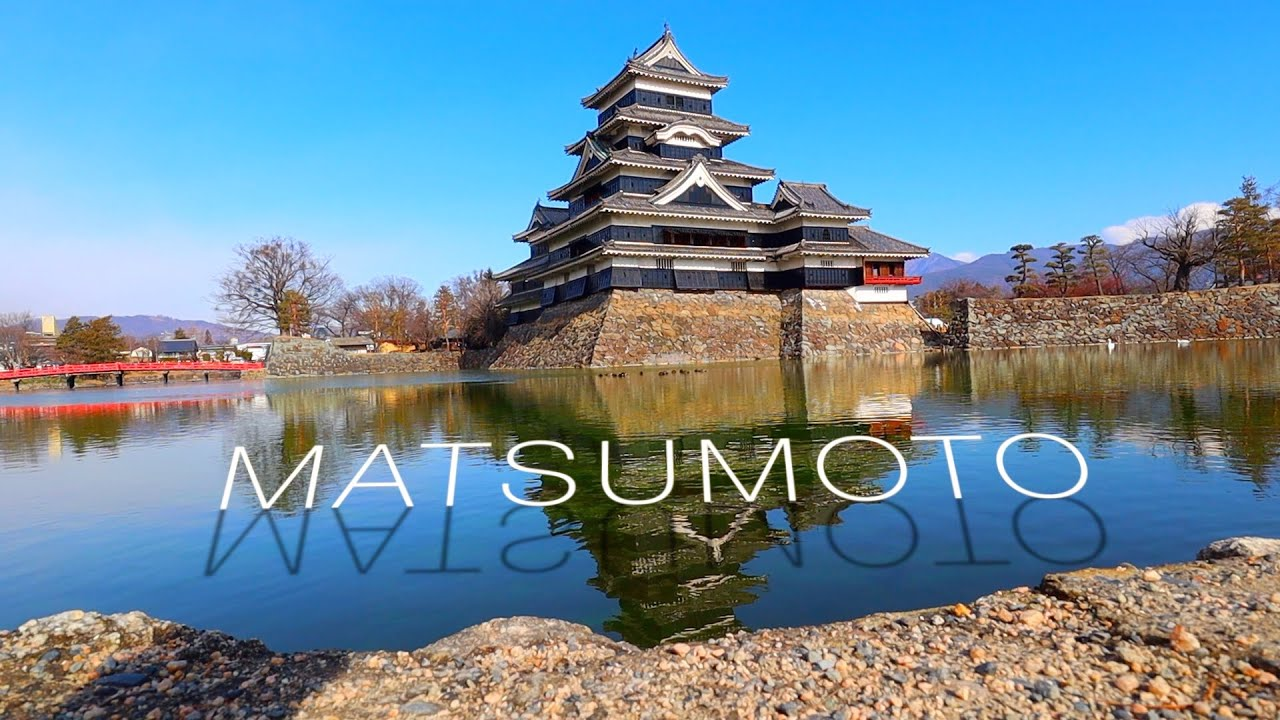 Download A day in Matsumoto, Japan