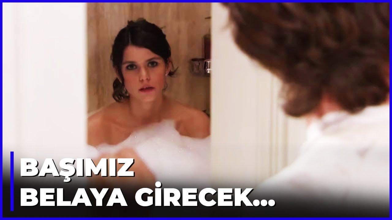 Bihter Banyodayken, Behlül Yanına Girdi - Aşk-ı Memnu 32.Bölüm