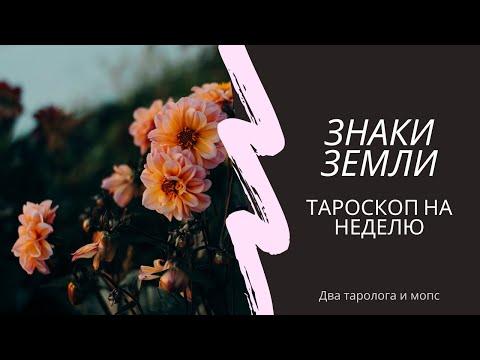 Знаки стихии Земля (Телец, Козерог, Дева) Тароскоп на неделю с 27.01.20 по 02.02.20