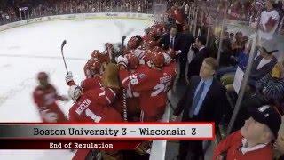 BU Hockey - The Season II - Full Documentary