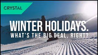 Ski Holidays - Get More Winter 17/18 | Crystal Ski Holidays