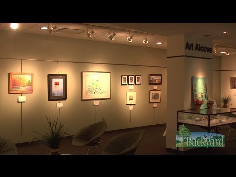In Your Backyard: Traveling Nebraska Art Show
