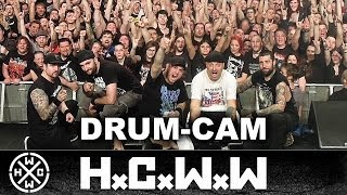 HATEBREED - GHOSTS OF WAR (SLAYER) - LIVE IN LINZ 25.02.2014 (OFFICIAL HD VERSION HCWW)