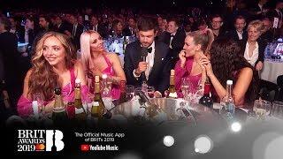 Jack Whitehall interviews Little Mix | The BRIT Awards 2019 Video