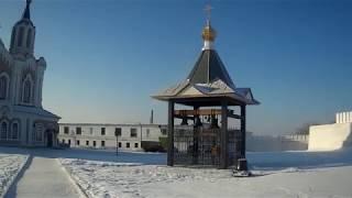 Далматовский монастырь, 18 января 2018 г.