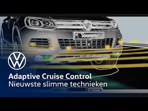 Volkswagen Adaptive Cruise Control Youtube