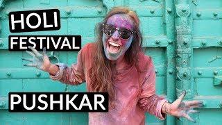 HOLI FESTIVAL preparation |  2019 | INDIA'S CRAZIEST FESTIVAL